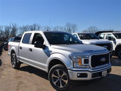2019 F-150 SuperCrew Cab 4x4,  Pickup #AT10501 - photo 8