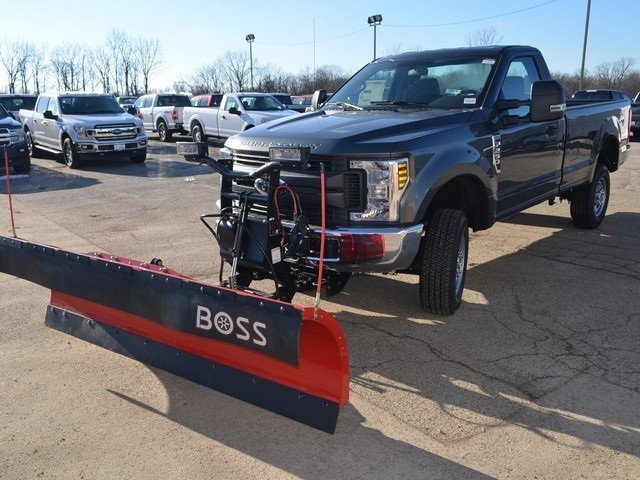 2019 F-250 Regular Cab 4x4,  BOSS Pickup #AT10509 - photo 10