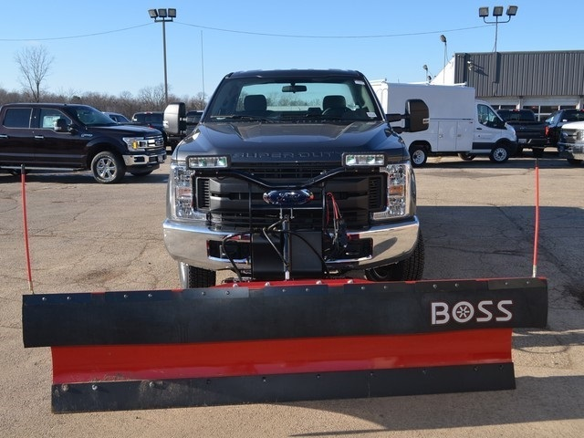 2019 F-250 Regular Cab 4x4,  BOSS Pickup #AT10509 - photo 11