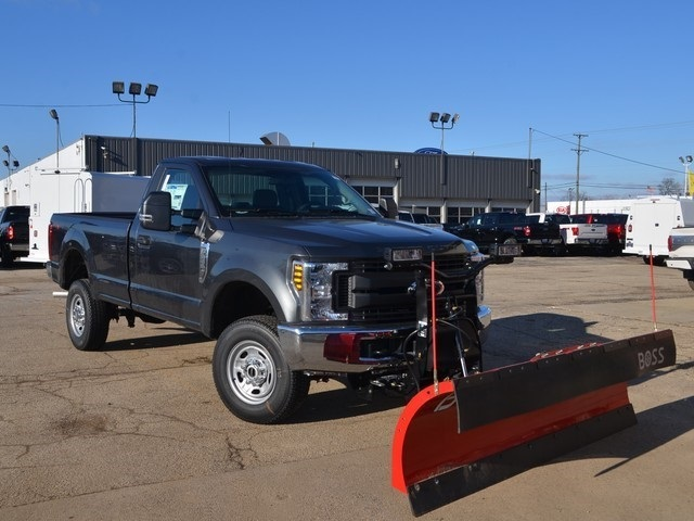 2019 F-250 Regular Cab 4x4,  BOSS Pickup #AT10509 - photo 12