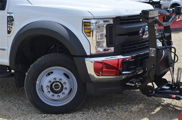 2019 F-450 Regular Cab DRW 4x4,  Monroe Dump Body #AT10523 - photo 4