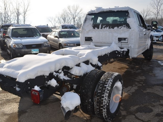 2018 F-550 Super Cab DRW 4x4,  Cab Chassis #AT10525 - photo 2