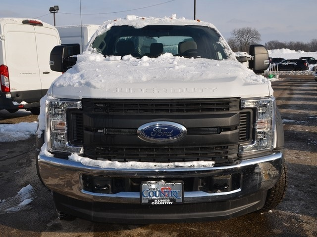 2018 F-550 Super Cab DRW 4x4,  Cab Chassis #AT10525 - photo 8