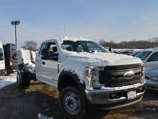 2018 F-550 Super Cab DRW 4x4,  Cab Chassis #AT10525 - photo 9