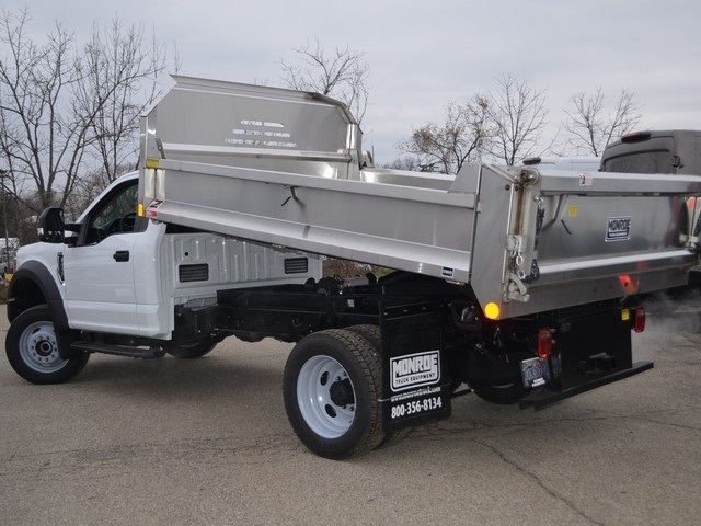 2019 F-450 Regular Cab DRW 4x4,  Monroe Dump Body #AT10538 - photo 14