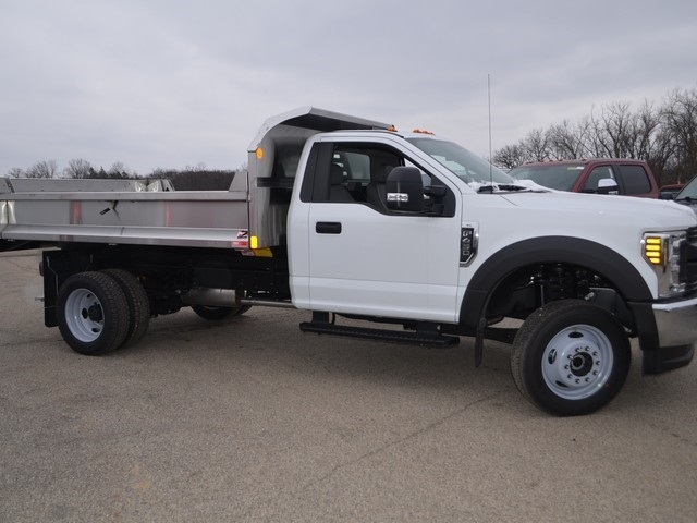 2019 F-450 Regular Cab DRW 4x4,  Monroe Dump Body #AT10538 - photo 4