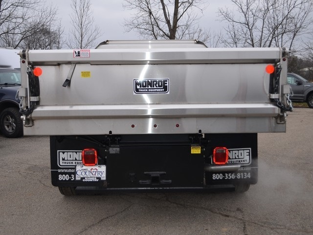 2019 F-450 Regular Cab DRW 4x4,  Monroe Dump Body #AT10538 - photo 5