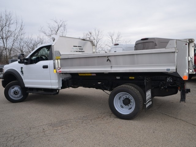 2019 F-450 Regular Cab DRW 4x4,  Monroe Dump Body #AT10538 - photo 7