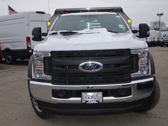 2019 F-450 Regular Cab DRW 4x4,  Monroe Dump Body #AT10538 - photo 9