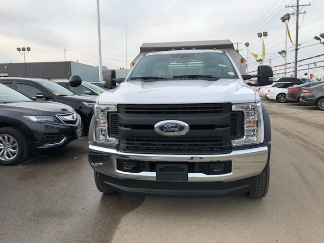 2019 F-450 Regular Cab DRW 4x4,  Monroe Dump Body #AT10540 - photo 3