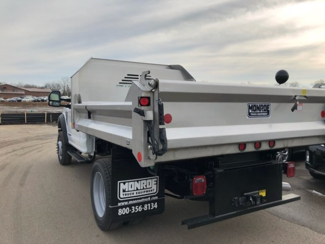 2019 F-450 Regular Cab DRW 4x4,  Monroe Dump Body #AT10540 - photo 2