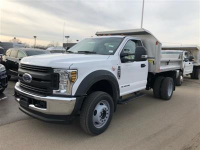 2019 F-450 Regular Cab DRW 4x4,  Monroe MTE-Zee SST Series Dump Body #AT10540 - photo 1