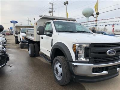 2019 F-450 Regular Cab DRW 4x4,  Monroe MTE-Zee SST Series Dump Body #AT10540 - photo 4
