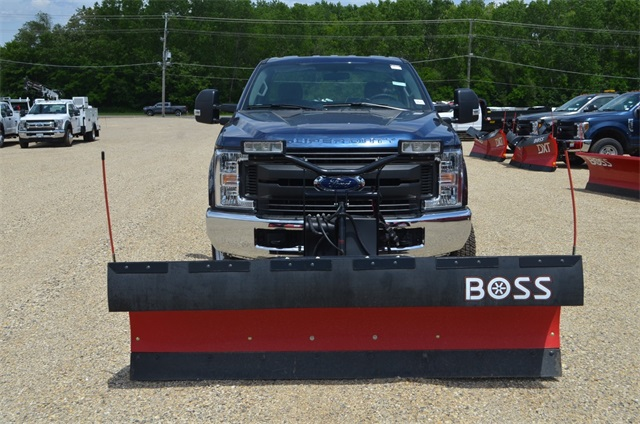 2019 F-250 Regular Cab 4x4,  BOSS Pickup #AT10555 - photo 10