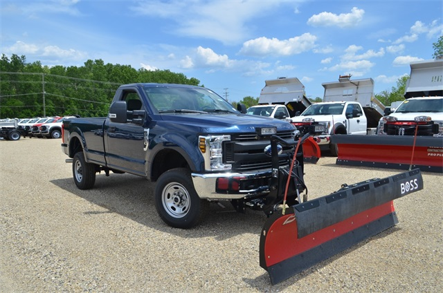2019 F-250 Regular Cab 4x4,  BOSS Pickup #AT10555 - photo 11