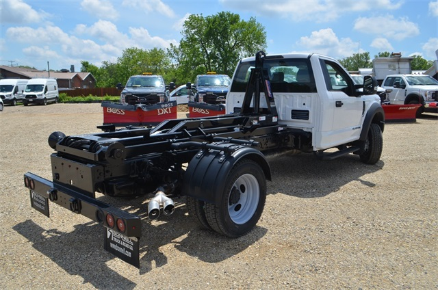 2019 Ford F-550 Regular Cab DRW 4x4, Stellar Industries Hooklift Body #AT10569 - photo 1