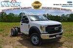 2019 F-550 Regular Cab DRW 4x4,  Cab Chassis #AT10579 - photo 1