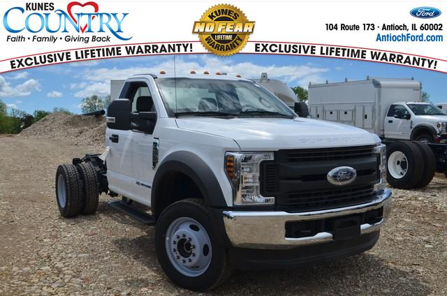 2019 F-550 Regular Cab DRW 4x4,  Cab Chassis #AT10580 - photo 1