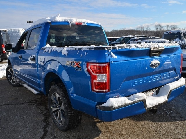 2019 F-150 SuperCrew Cab 4x4,  Pickup #AT10612 - photo 6