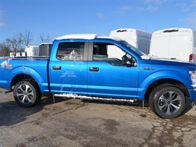 2019 F-150 SuperCrew Cab 4x4,  Pickup #AT10612 - photo 4