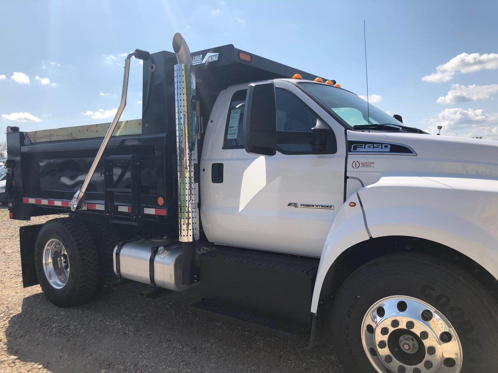 2019 F-650 Regular Cab DRW 4x2,  Dump Body #AT10625 - photo 4