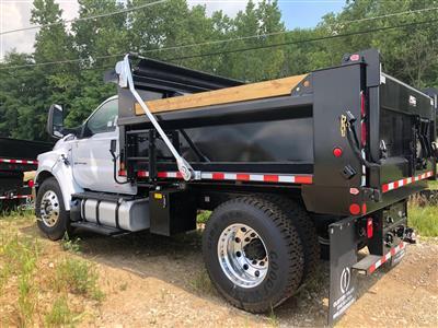 2019 F-650 Regular Cab DRW 4x2,  Dump Body #AT10625 - photo 2