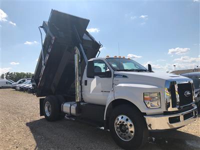 2019 F-650 Regular Cab DRW 4x2,  Dump Body #AT10625 - photo 3