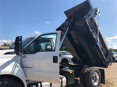 2019 F-650 Regular Cab DRW 4x2,  Dump Body #AT10625 - photo 7