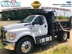 2019 F-650 Regular Cab DRW 4x2, Dump Body #AT10625 - photo 1