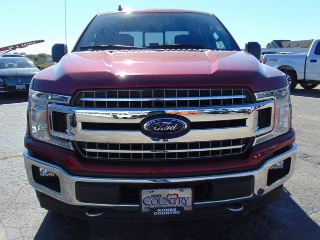 2018 F-150 SuperCrew Cab 4x4,  Pickup #AT10627 - photo 6