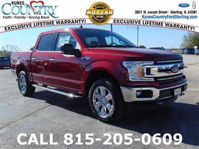 2018 F-150 SuperCrew Cab 4x4,  Pickup #AT10627 - photo 1