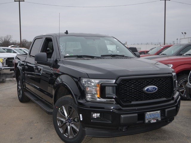 2018 F-150 SuperCrew Cab 4x4,  Pickup #AT10687 - photo 10