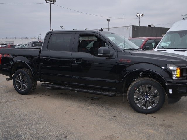 2018 F-150 SuperCrew Cab 4x4,  Pickup #AT10687 - photo 4