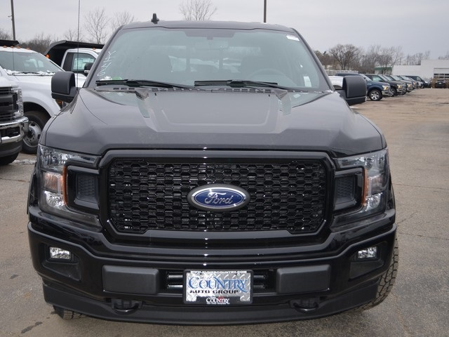 2018 F-150 SuperCrew Cab 4x4,  Pickup #AT10687 - photo 9