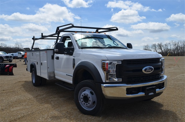 2019 F-450 Regular Cab DRW 4x2,  Service Body #AT10709 - photo 1