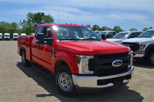 2019 F-350 Super Cab 4x2,  Monroe Service Body #AT10712 - photo 2
