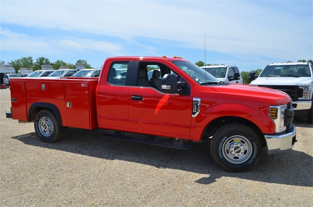 2019 F-350 Super Cab 4x2,  Monroe Service Body #AT10712 - photo 3