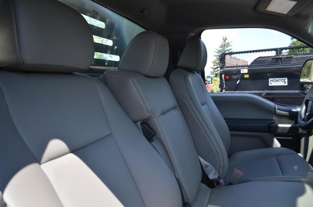 2019 F-550 Regular Cab DRW 4x4,  Monroe MTE-Zee SST Series Dump Body #AT10718 - photo 10