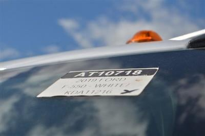 2019 F-550 Regular Cab DRW 4x4,  Monroe MTE-Zee SST Series Dump Body #AT10718 - photo 25