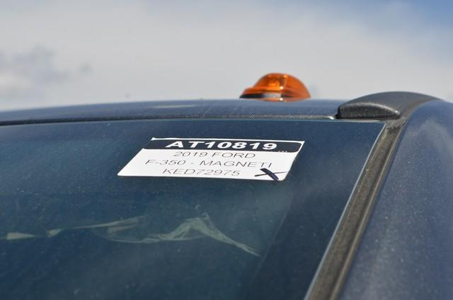 2019 F-350 Regular Cab 4x4,  BOSS Snowplow Pickup #AT10819 - photo 27