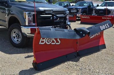 2019 F-350 Regular Cab 4x4,  BOSS Snowplow Pickup #AT10819 - photo 3