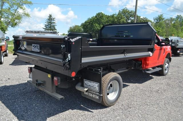 2019 F-350 Regular Cab DRW 4x4, Monroe Dump Body #AT10910 - photo 1