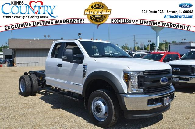 2019 F-450 Super Cab DRW 4x4,  Cab Chassis #AT11102 - photo 1