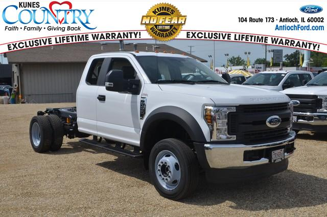 2019 F-450 Super Cab DRW 4x4,  Cab Chassis #AT11103 - photo 1