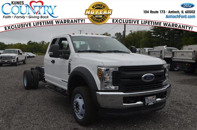 2019 F-450 Super Cab DRW 4x4,  Cab Chassis #AT11107 - photo 1