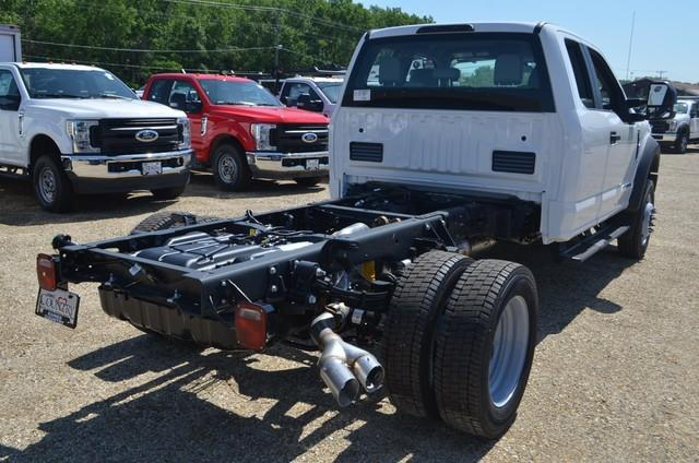 2019 F-450 Super Cab DRW 4x4, Cab Chassis #AT11108 - photo 1