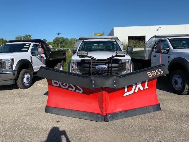 2019 F-550 Regular Cab DRW 4x4, Monroe Dump Body #AT11111 - photo 1