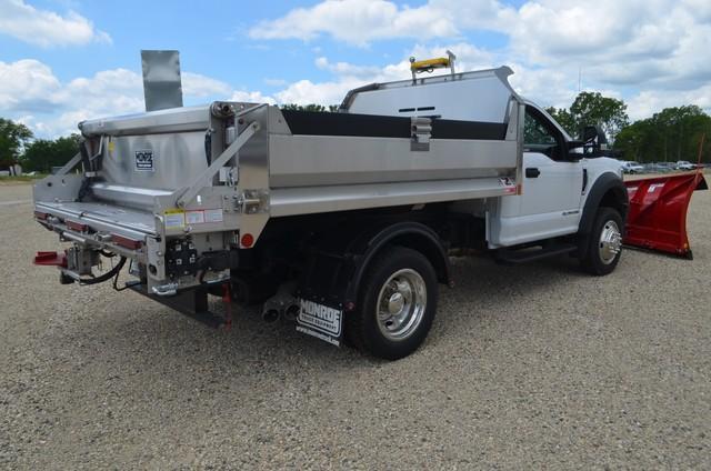 2019 F-550 Regular Cab DRW 4x4,  Monroe Dump Body #AT11115 - photo 1