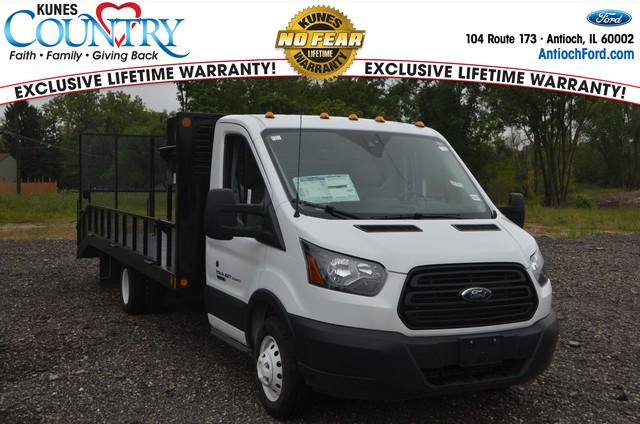 2019 Transit 350 HD DRW 4x2, Freedom Dovetail Landscape #AT11126 - photo 1