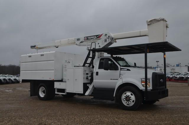 2019 F-750 Regular Cab DRW 4x2, Terex Corporation Chipper Body #AT11205 - photo 1